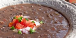 Black Bean Soup (or Dip)