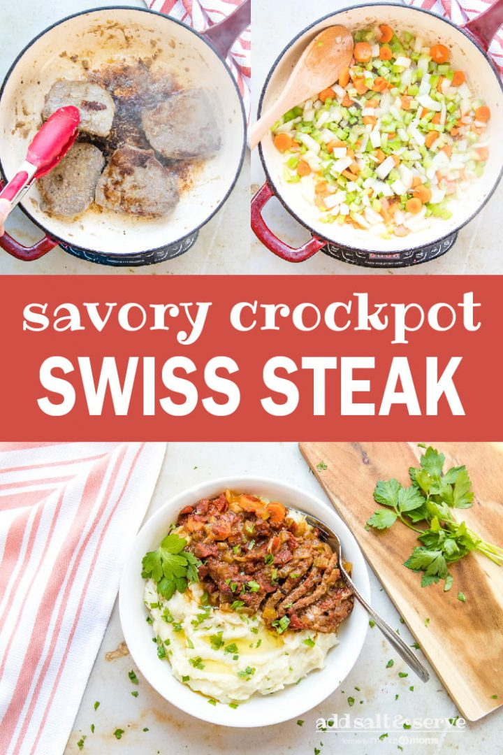 Savory Swiss Steak