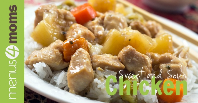 Slow Cooker Sweet and Sour Chicken Recipe