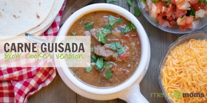 Carne Guisada for the Slow Cooker