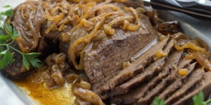 Crockpot London Broil