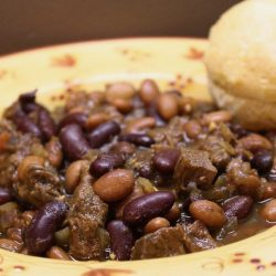 Barbecue Beef & Beans