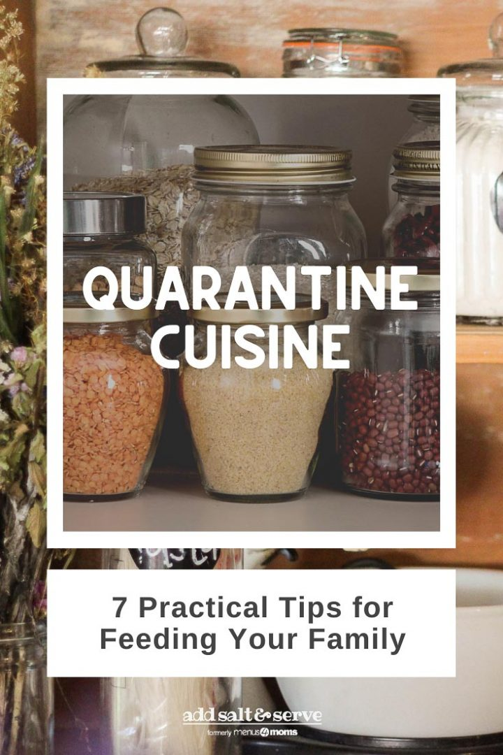Pantry Cooking: 7 Practical Tips for Feeding Your Family