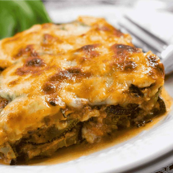 Freezer-Friendly Zucchini Lasagna