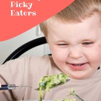 Strategies for feeding Picky Eaters