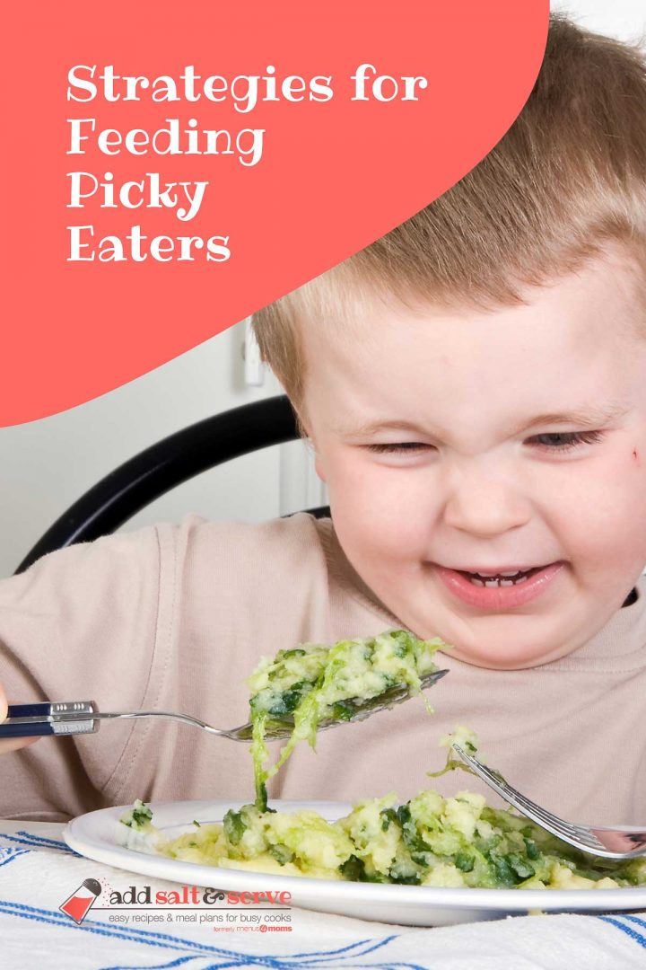 Strategies for Cooking for Picky Eaters & Restricted Diets
