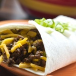 Menus4Moms: Chili Cheese Burritos