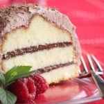 Chocolate Hazelnut Pound Cake