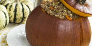 Menus4Moms: Dinner in a Pumpkin