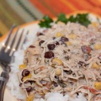 Menus4Moms: Easy Mexican Slow Cooker Chicken