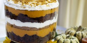 Menus4Moms: Pumpkin Trifle