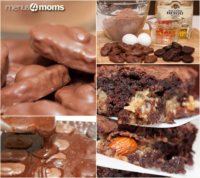 Add Salt & Serve: Candy Bar Brownies