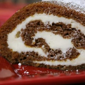 Menus4Moms: Pumpkin Roll